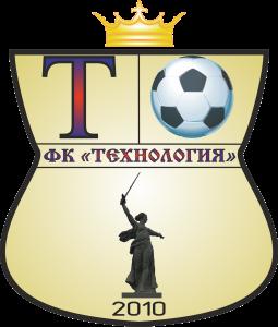 Герб футбольного клуба Технология